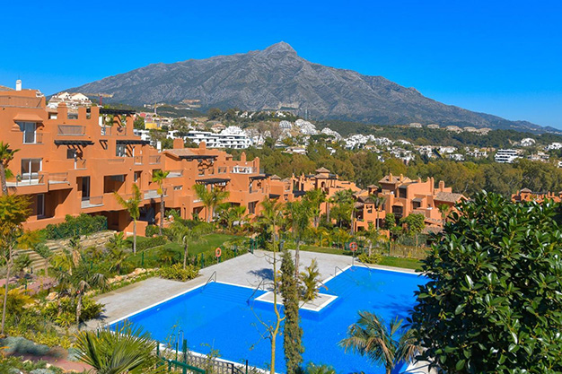 PRINCIPAL MARBELLA - This apartment for sale in Marbella is the perfect home to live in a unique natural environment and be happy