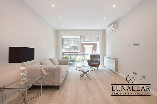 PRINCIPAL SARRIA - Discover this fabulous flat located in an exclusive and prestigious area of Barcelona city