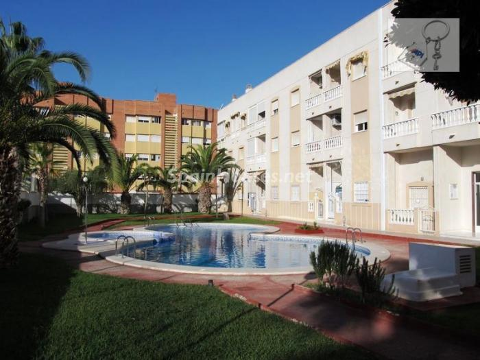 Penthouse apartment for sale in Torrevieja Alicante - For Sale: 8 Properties Under €50,000 in Spain!