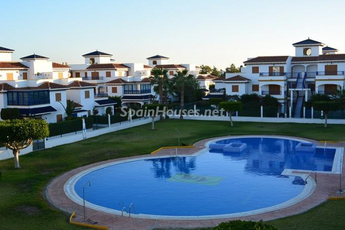 Penthouse apartment for sale in Vera (Almería)
