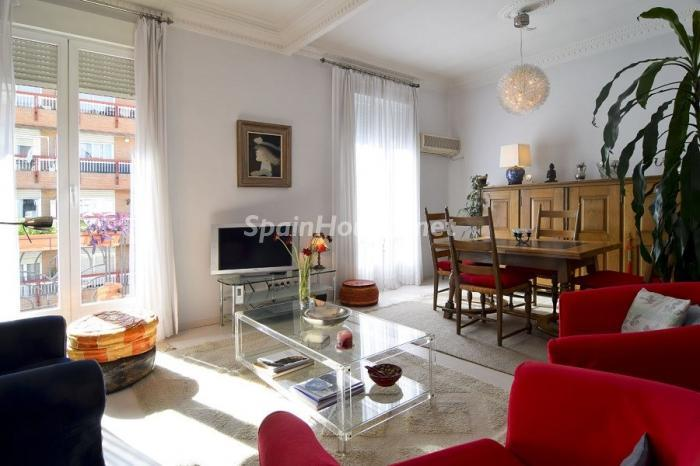 Penthouse flat in Madrid - For Sale: 8 Beautiful Homes in Madrid City