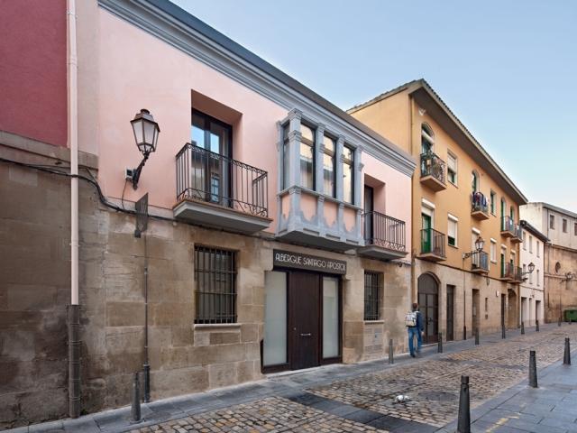 Pilgrims-Hostel-in-Logroño