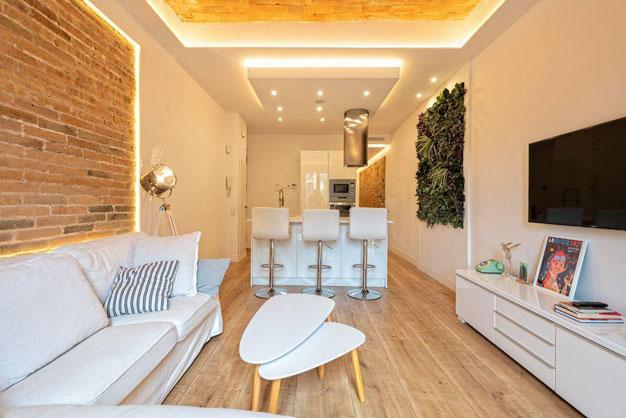Piso en el centro histoirico de Barcelona diseno y lujo para disfrutar de la Ciutat Vella - Apartment in the historic centre of Barcelona: design and luxury to enjoy the Ciutat Vella