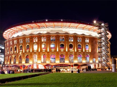 Plaza de Toros de las Arenas Barcelona - Two Spanish Buildings Among the RIBA Award Winners