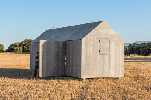 Portable house2 - Spanish Architecture: Portable House by Ábaton Architects