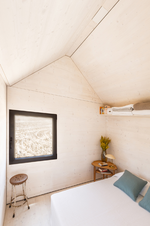 Portable house4 - Spanish Architecture: Portable House by Ábaton Architects