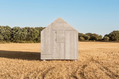 Portable house6 - Spanish Architecture: Portable House by Ábaton Architects