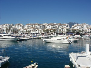 Puerto Banús Marbella 300x225 - Property market in Spain is experiencing an uptick in sales