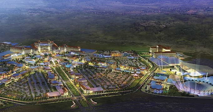 Resort by The Cordish Companies in Madrid via El País - US developer planning mega-resort outside Madrid