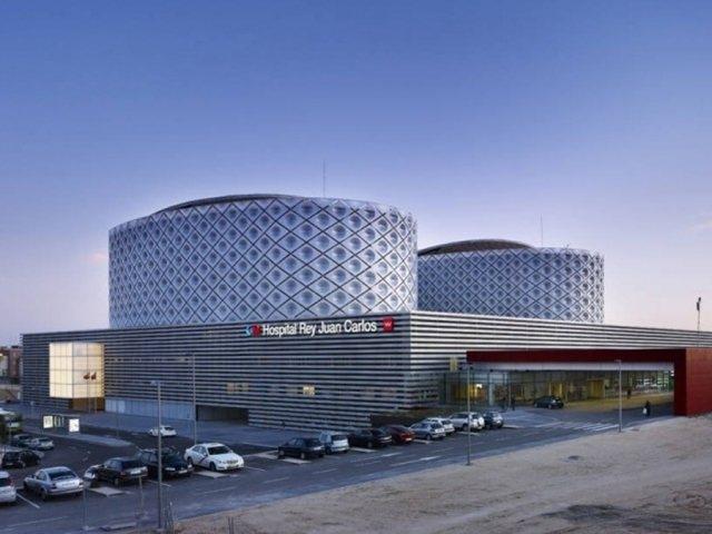 Rey Juan Carlos Hospital - Rey Juan Carlos Hospital in Madrid, by Architect Rafael De La-Hoz