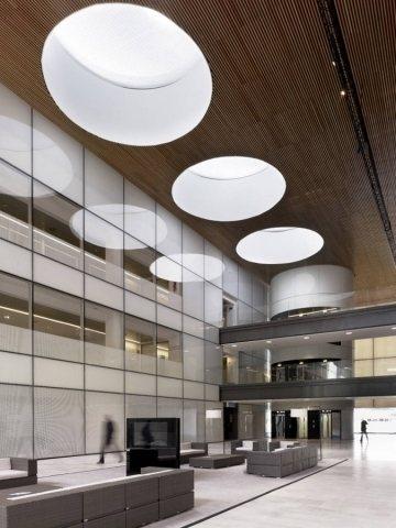 Rey Juan Carlos Hospital5 - Rey Juan Carlos Hospital in Madrid, by Architect Rafael De La-Hoz