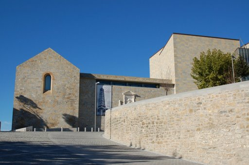 Royal and General Archive of Navarra5 - Architecture: Royal and General Archive of Navarra