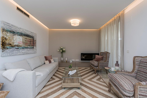 SALON BENEHAVIS - Live surrounded by nature with this luxury apartment in Málaga