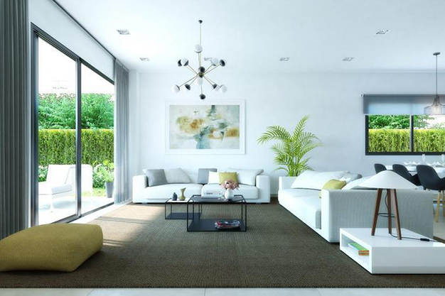 SALON PAREADOS - Luxury features and a private garden in these incredible duplexes in Málaga