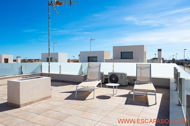 SOLARIUM ALICANTE - This brand new villa with a pool in Alicante is just perfect for a fresh start