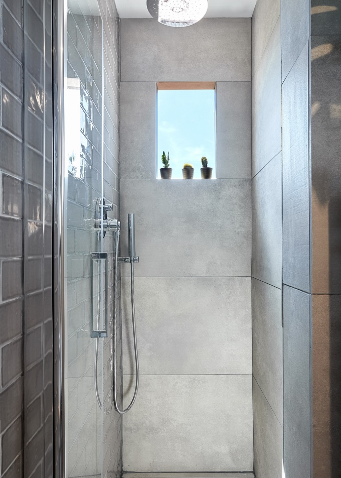 Small penthouse studio in Barcelona (8)