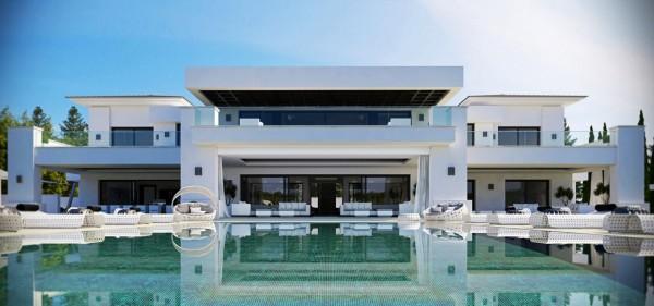 Sotogrande Villa2 - Palatial Estate in Sotogrande, Cádiz, by ARK