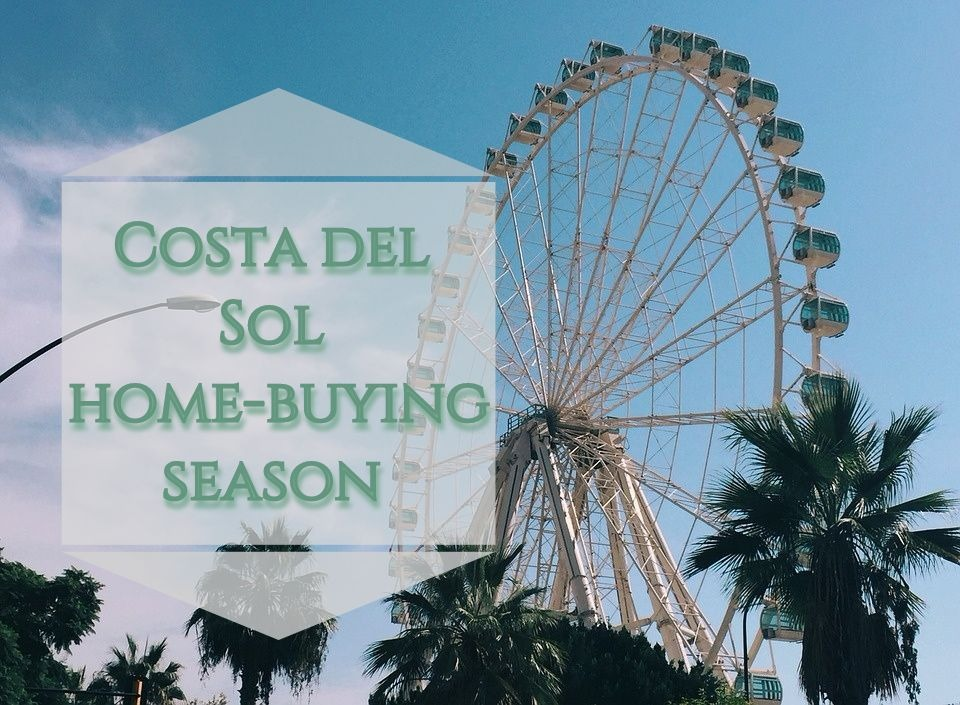 Spring home buying season - Spring home-buying season in Costa del Sol