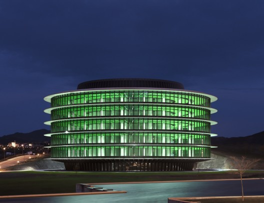 Sustainable Building in Pamplona Navarra - Sustainable Building in Pamplona, Navarra, by Vaillo-Irigaray
