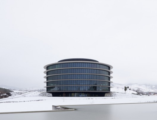 Sustainable Building in Pamplona, Navarra,2