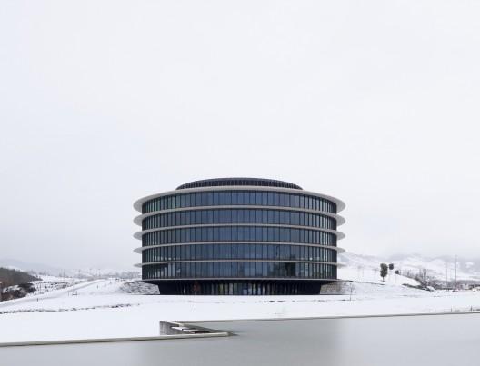 Sustainable Building in Pamplona, Navarra,2