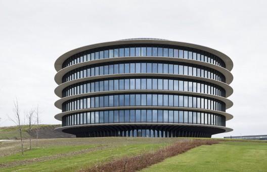 Sustainable Building in Pamplona, Navarra,3