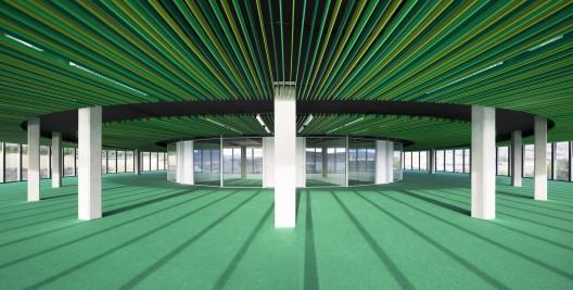 Sustainable Building in Pamplona, Navarra,4