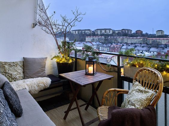 TERRACE1 - The perfect terrace: How to decorate?