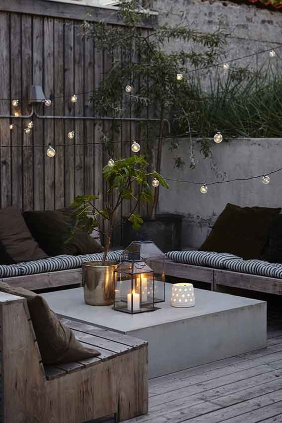 TERRACE4 - The perfect terrace: How to decorate?