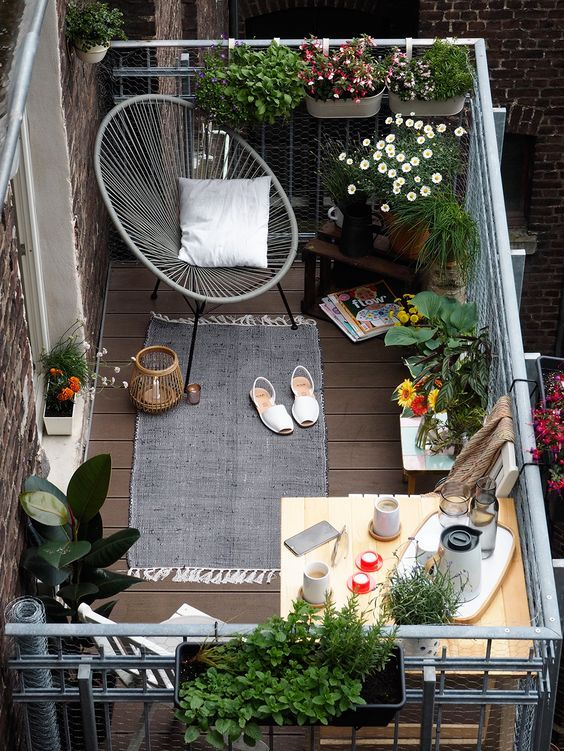 TERRACE5 - The perfect terrace: How to decorate?