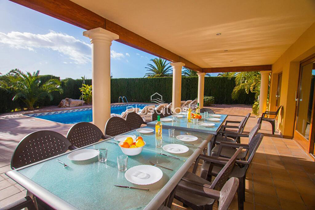 TERRAZA CHALE CALPE - Find your new home in this luxury villa in Alicante