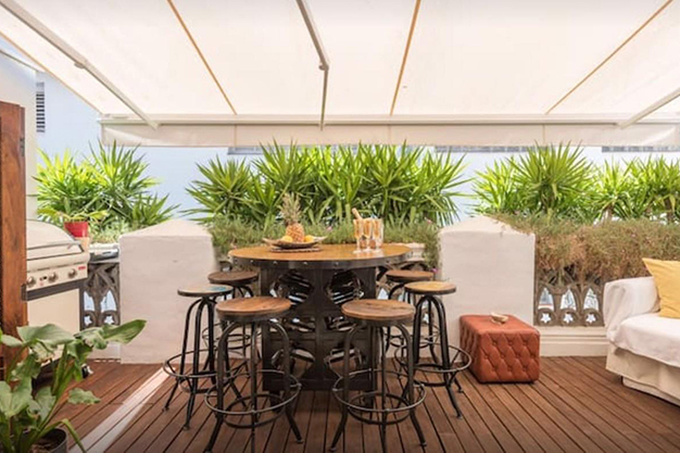 TERRAZA MALAGA - Discover this penthouse with terrace in the centre of Malaga