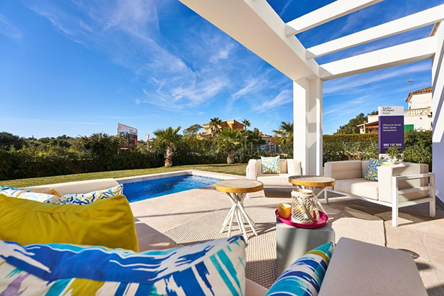 TERRAZA MALLORCA - Personalise your new home: Newly built luxury villas in Mallorca