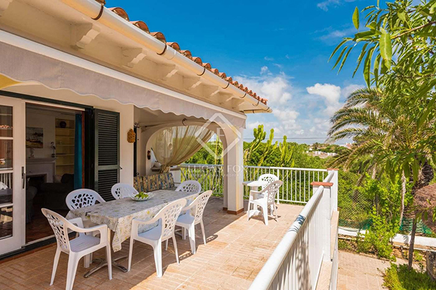 TERRAZA SALON - Living in paradise is possible with this luxury home in Menorca
