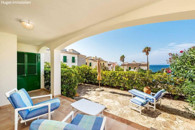 Tranquilidad islena en este precioso apartamento frente al mar en Mallorca - Smooth Island Lifestyle in this Beautiful Beachfront Apartment in Mallorca