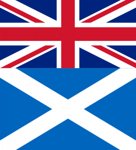 United Kingdom and Scotland