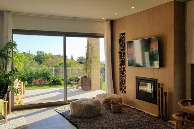 VENTANALES VILLA - Enjoy nature and the sea in this luxury villa in Benalmádena (Málaga)