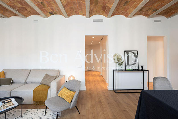 VOLTA - You'll love this unique flat for sale in Barcelona