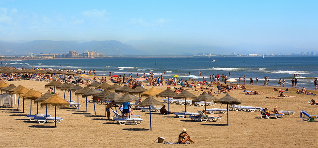 Valencia beach - Fabulous Homes for Sale in Valencia Province, Mediterranean Coast!