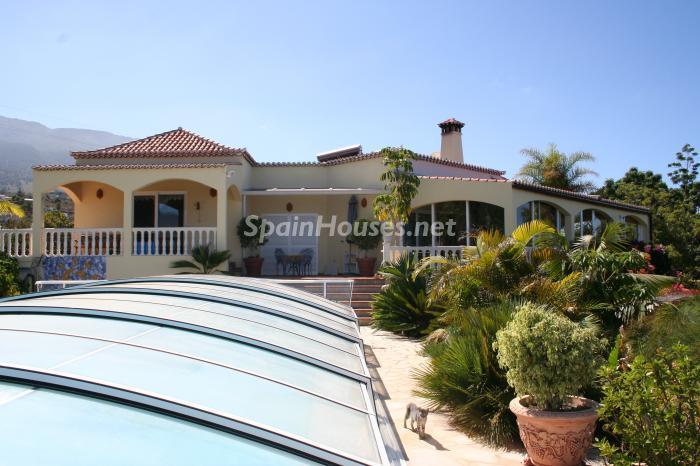 """Villa en Canarias1 - Fantastic villa in La Palma """"Isla Bonita"""", Canary Islands"""
