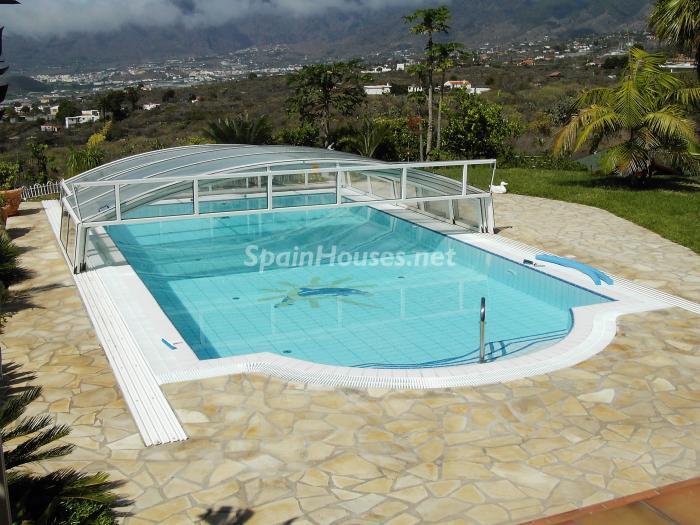 """Villa en Canarias4 - Fantastic villa in La Palma """"Isla Bonita"""", Canary Islands"""