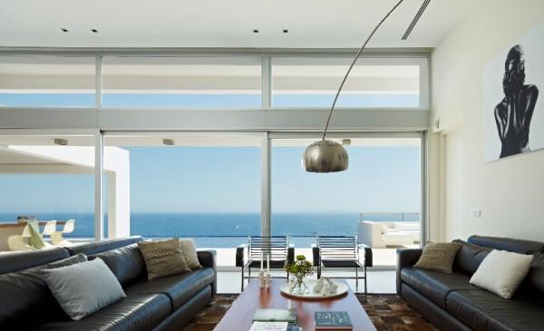 Villa en Ibiza3 - Modern Architecture in Spain: Villa in Ibiza by Minimum Arquitectura