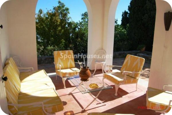 Villa en alquiler de vacaciones en Salobreña f - Vacaciones en Salobreña: Una villa morisca con vistas al Mar Mediterráneo
