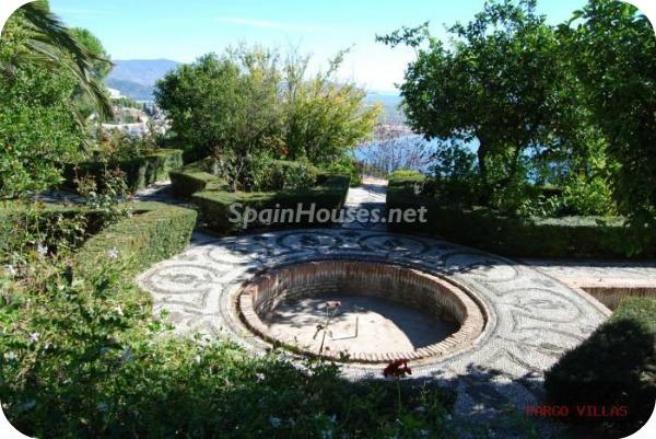 Villa en alquiler de vacaciones en Salobreña j - Vacaciones en Salobreña: Una villa morisca con vistas al Mar Mediterráneo