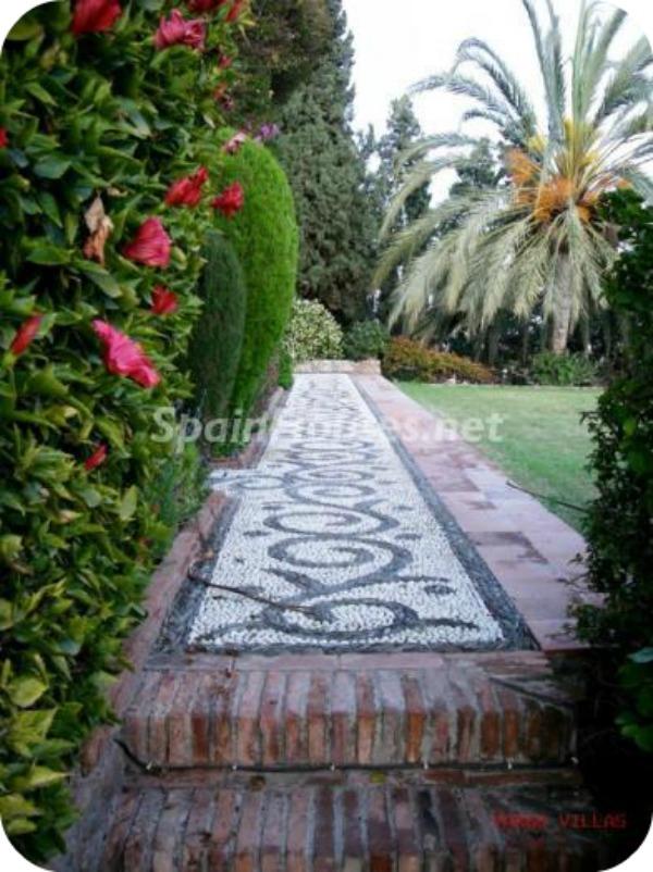 Villa en alquiler de vacaciones en Salobreña k - Vacaciones en Salobreña: Una villa morisca con vistas al Mar Mediterráneo