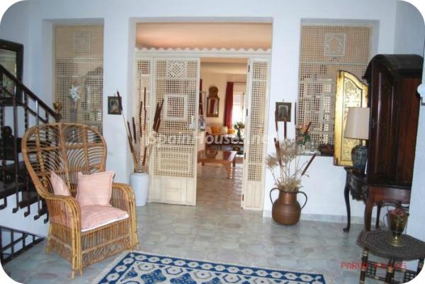 Villa en alquiler de vacaciones en Salobreña m - Vacations in Salobreña: A Moorish villa overlooking the Mediterranean Sea