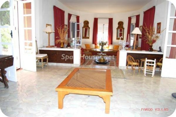 Villa en alquiler de vacaciones en Salobreña n - Vacations in Salobreña: A Moorish villa overlooking the Mediterranean Sea