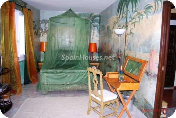 Villa en alquiler de vacaciones en Salobreña r - Vacations in Salobreña: A Moorish villa overlooking the Mediterranean Sea