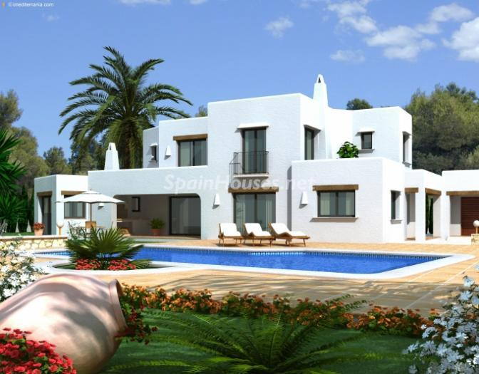 Villa in Moraira (Alicante)