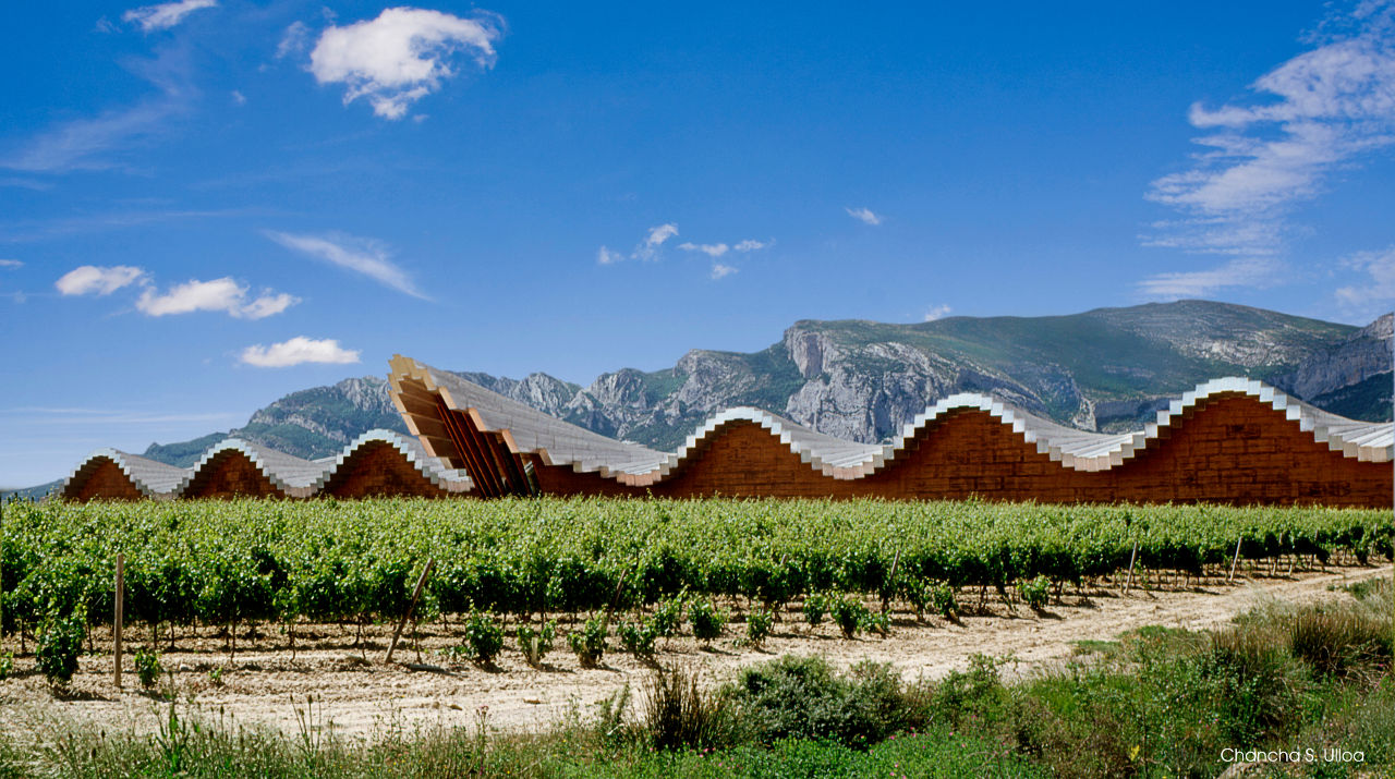 Ysios Winery in La Rioja2 - Contemporary Architecture: Ysios Winery in the Rioja Alavesa, Spain